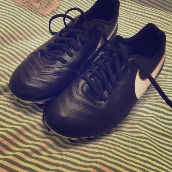super popular 97b49 fbf72 Soccer shoes Nike Tiempo 8 almost new.